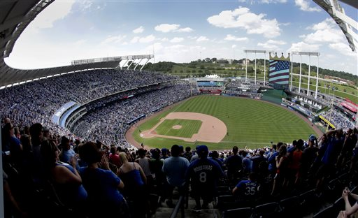 Rangers Royals Baseball_134093