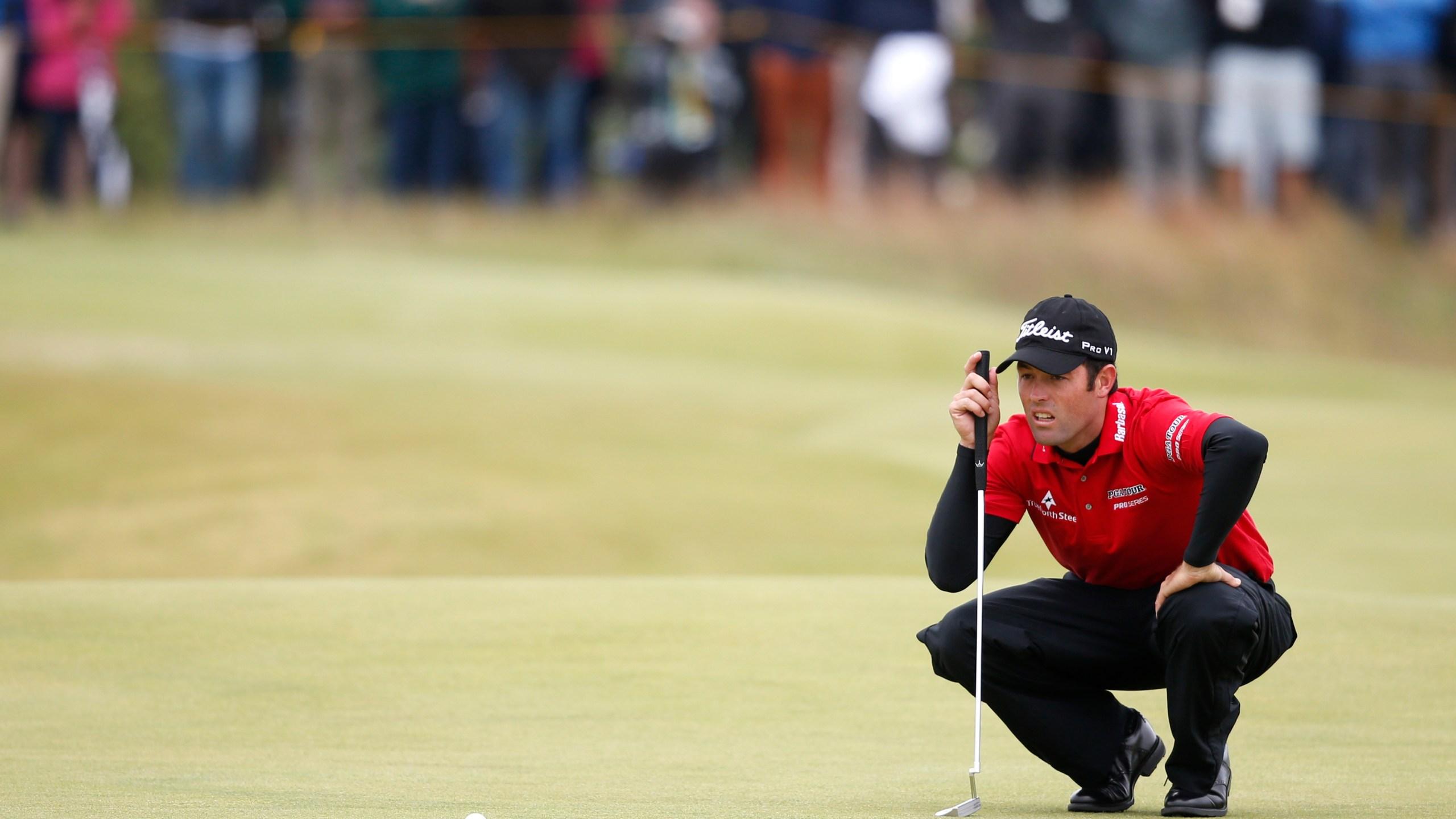 Britain Open Golf_141045