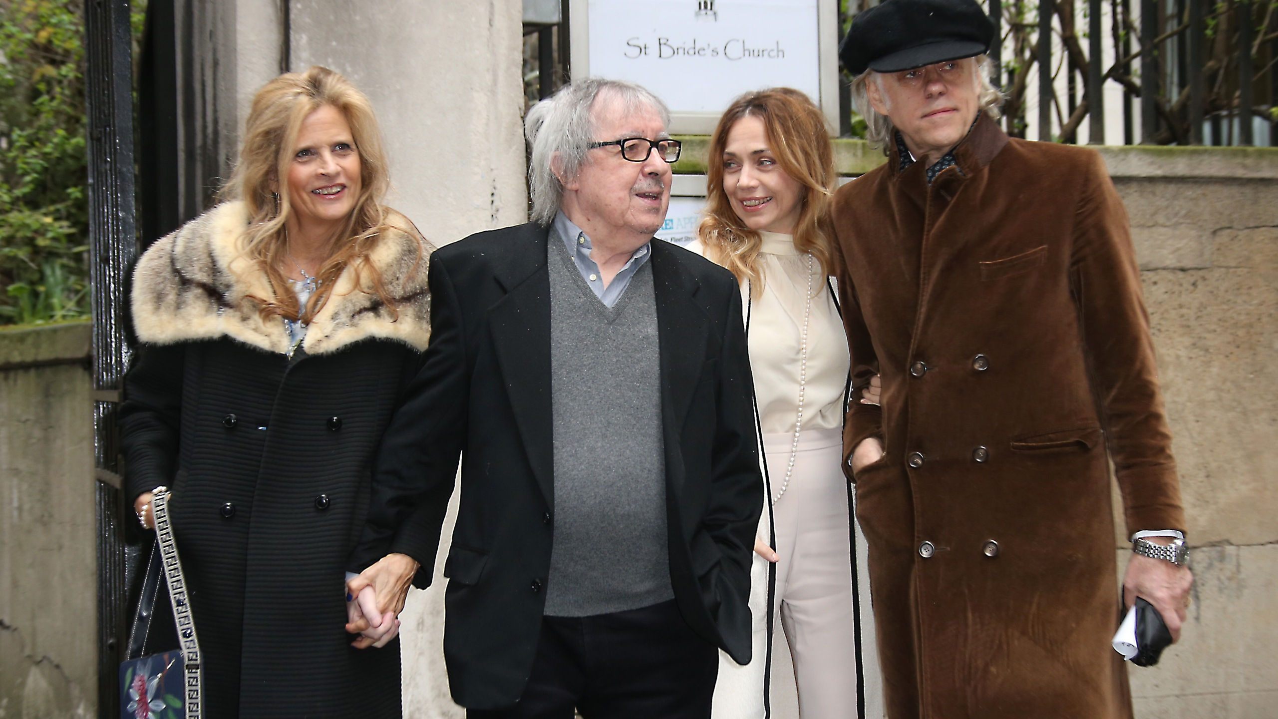 Suzanne Accosta, Bill Wyman, Bob Geldof, Jeanne Marine_181483