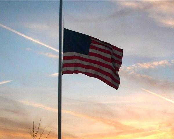 half-staff, flags lowered_150586