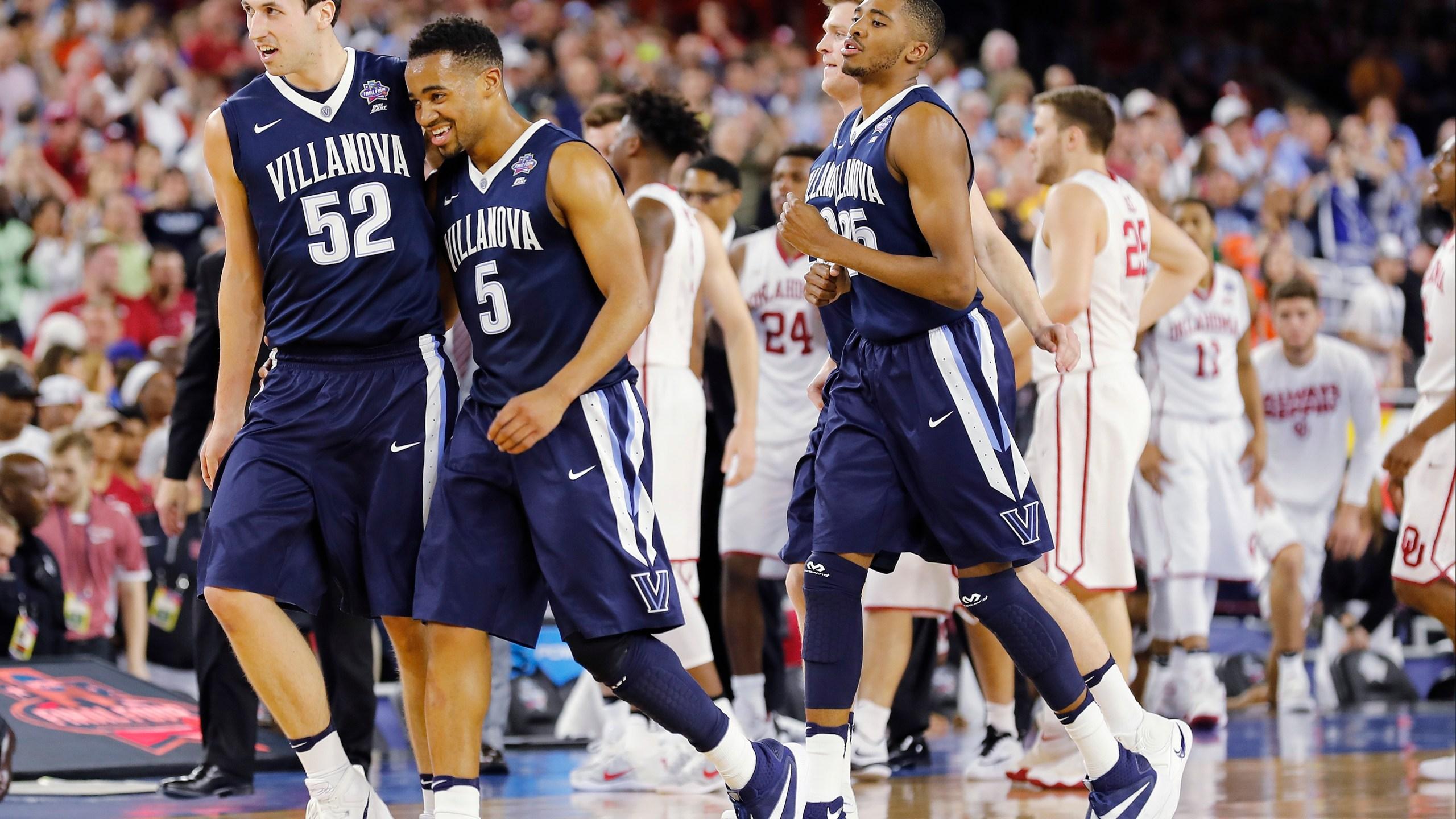 NCAA Villanova Oklahoma Final Four Basketball_186563