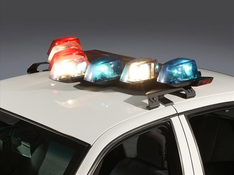 police lights generic, arrest, officer (AP)_188698