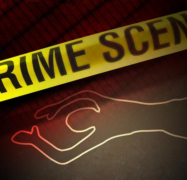 body, dead, stabbing, shooting, killed, outline, graphic (AP)_192770