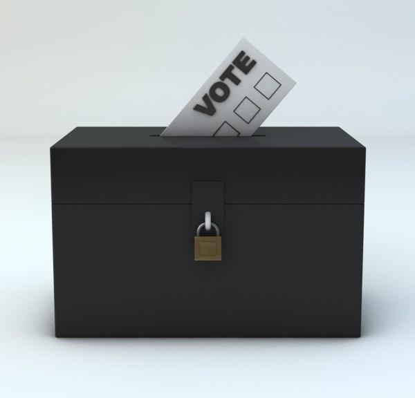 ballot box, voting, election, votes, voter, primary, nomination, caucus (AP)_198430