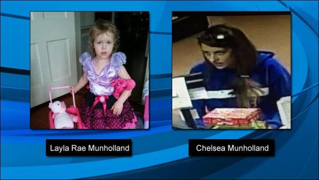 Amber Alert For Missing Arkansas Girl Now Canceled