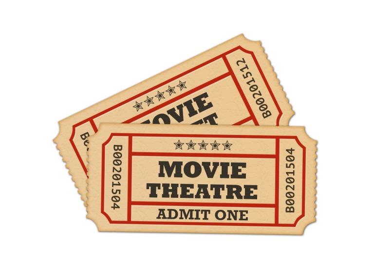 movie ticker, theater, movies, box office, ticket sales (AP)_183880