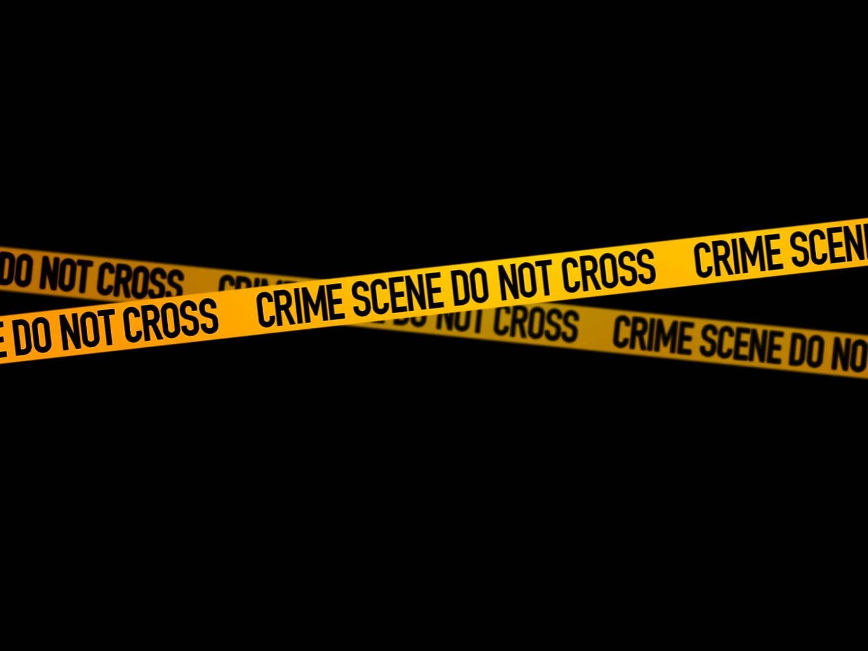 cime scene, tape, shooting, stabbing, generic, graphic (AP)_205755
