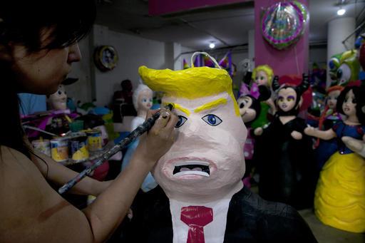 Mexico Trump Visit_220450