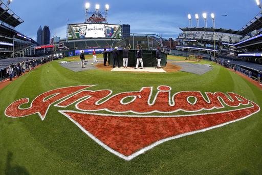 World Series Cubs Indians Baseball_228370