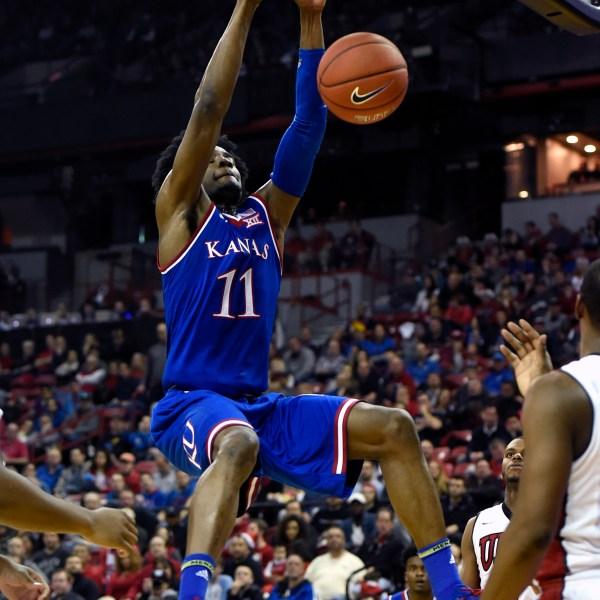 Kansas UNLV Basketball_234524