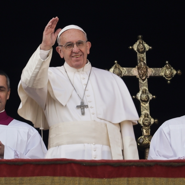 APTOPIX Vatican Christmas_234741