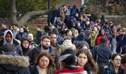 More college students experiencing anxiety, depression