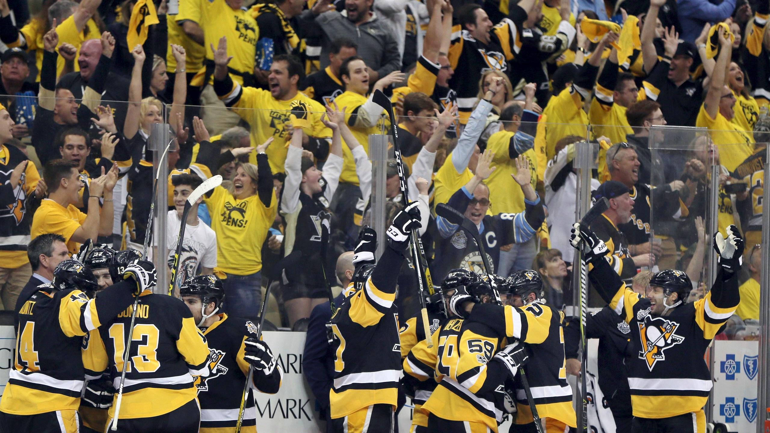 Stanley Cup Predators Penguins Hockey_291562