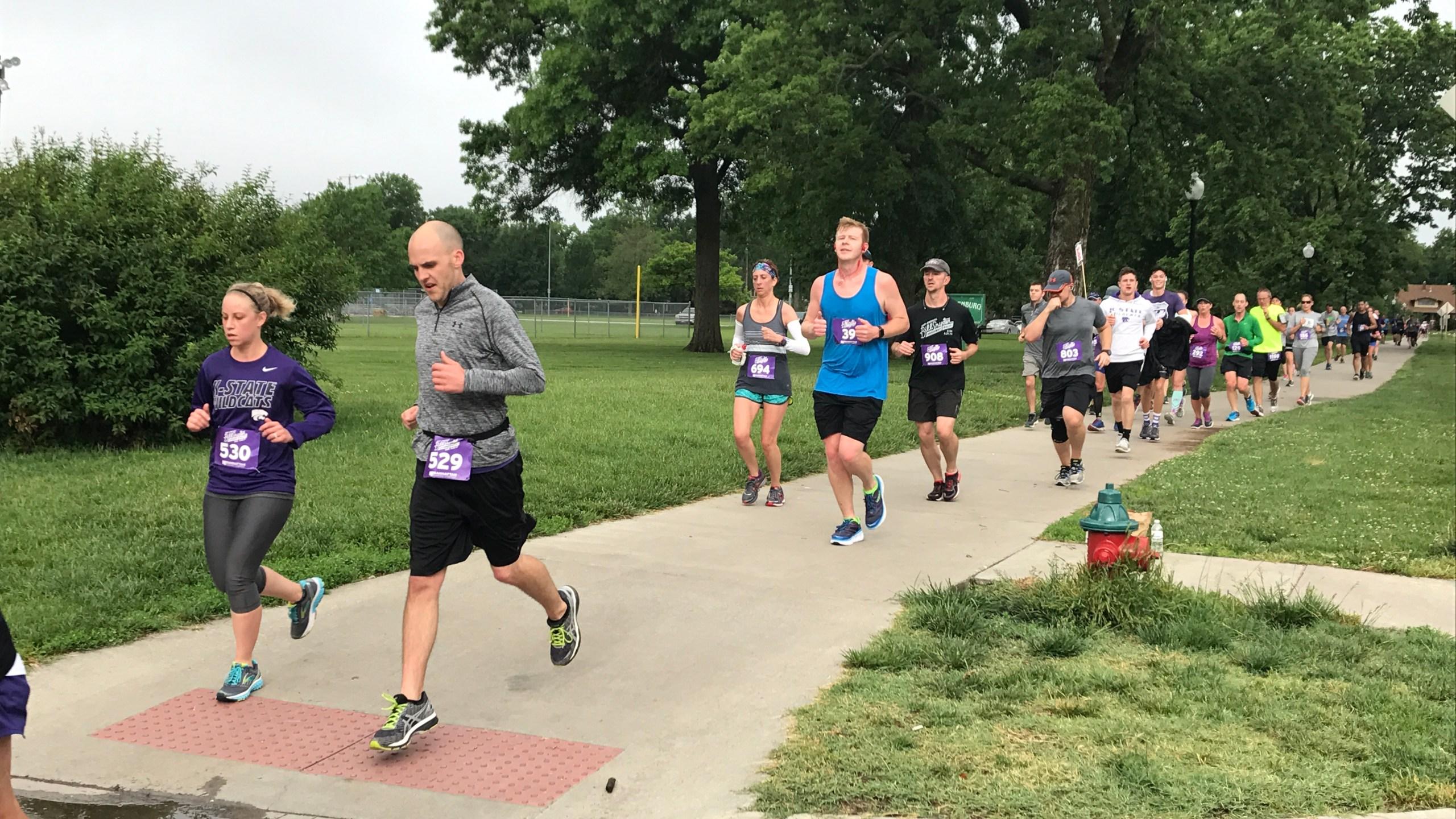 Bill Snyder Marathon_287398