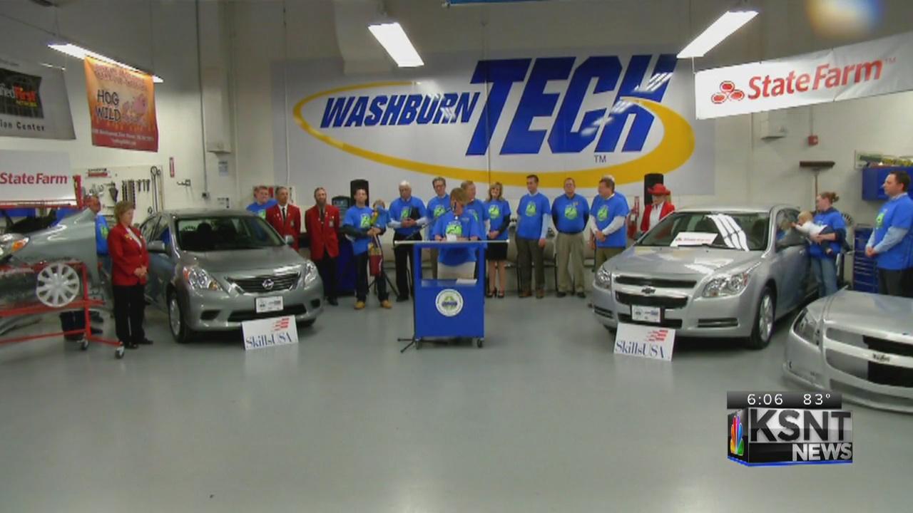 Washburn Tech Winners