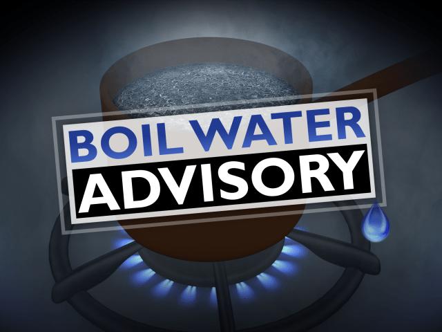 Boil water advisory issued for Ogden