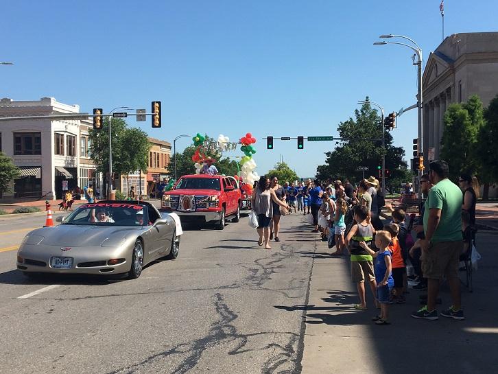 La Fiesta Mexicana Parade_306248