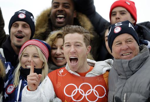 Pyeongchang Olympics Snowboard Men_395113