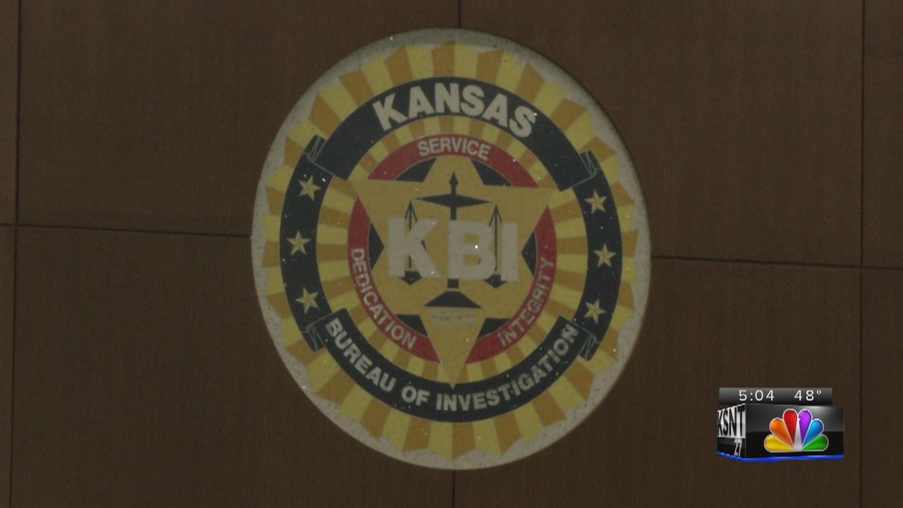 KBI logo kansas bureau of investigation_158870