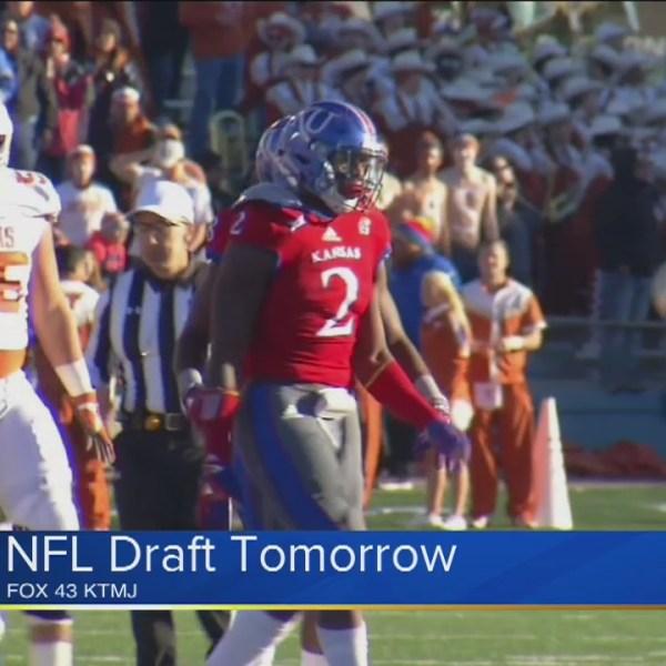 2018 NFL Draft to begin tomorrow