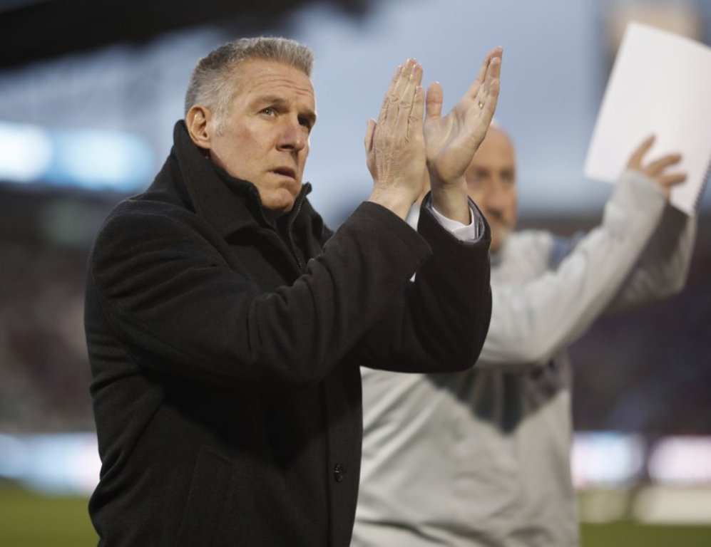 Sporting Kansas City's Peter Vermes
