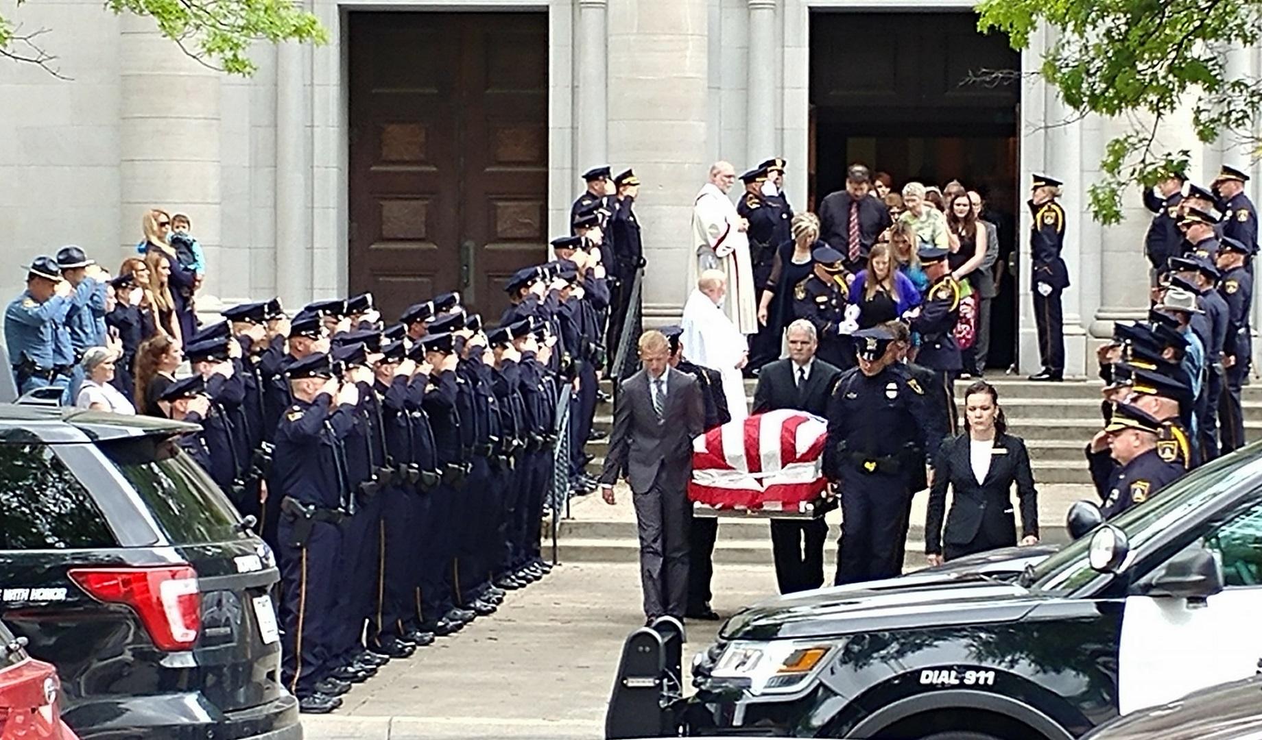 McCluskey Funeral