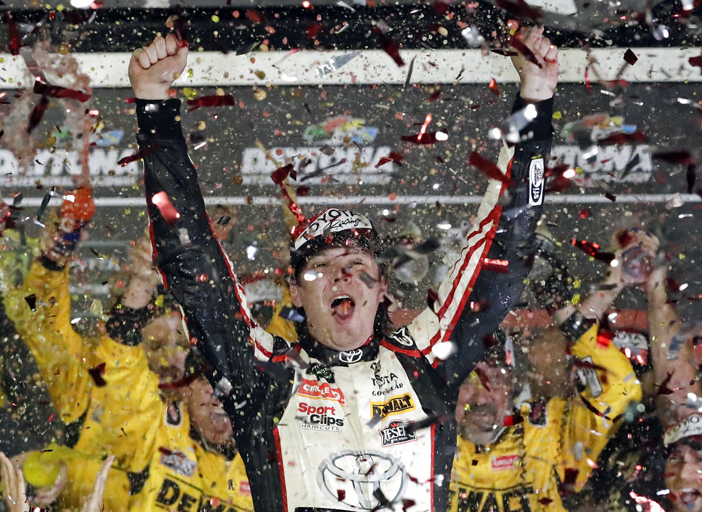 NASCAR Daytona Auto Racing_1531143937205