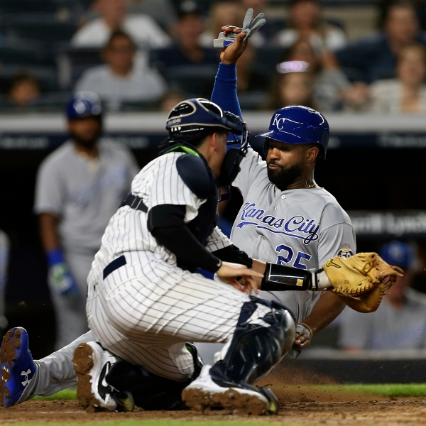 APTOPIX Royals Yankees Baseball_1532833858664