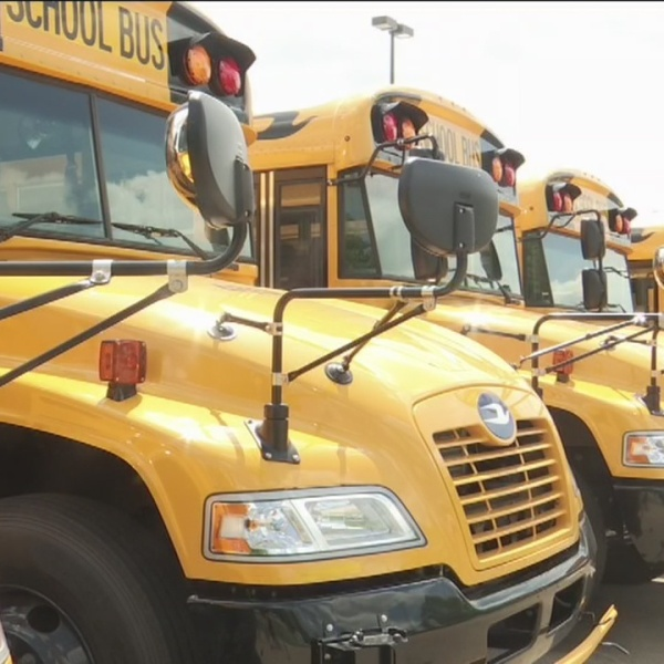 School bus company to release tracking app