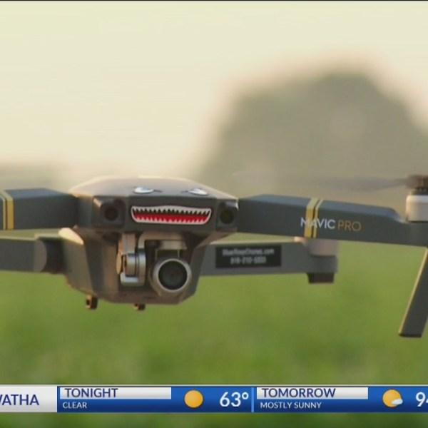 Kansas parks tackle drone regulations
