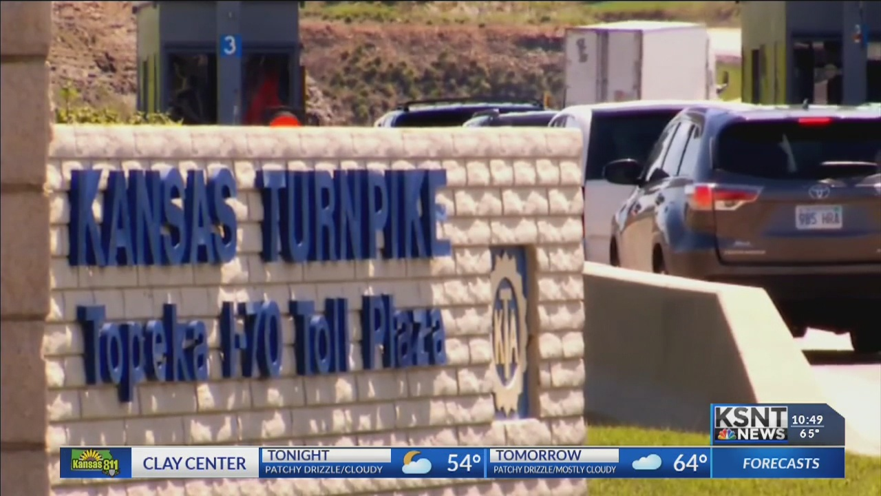 Tolls to go up at the Kansas Turnpike