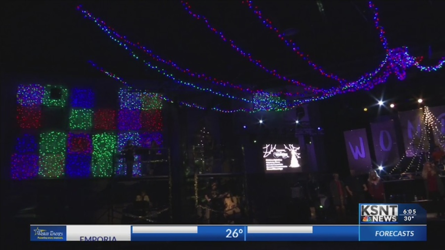 Topeka Bible Church annual light show kicks off Friday
