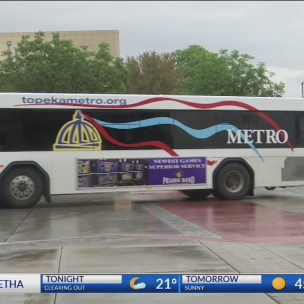 Topeka Metro asks city council for more funding