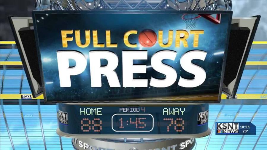 Full Court Press - 01/18/19