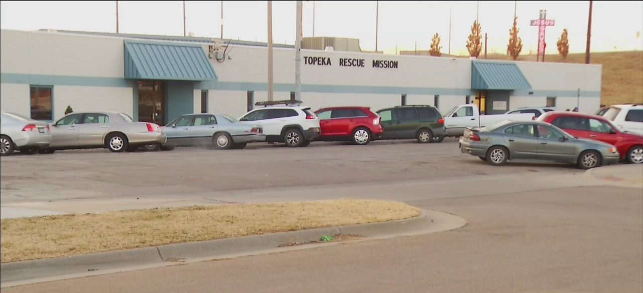 Topeka Rescue Mission preps for cold weather influx