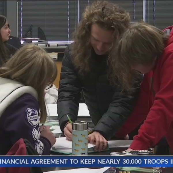 Local high school students rack up college credit