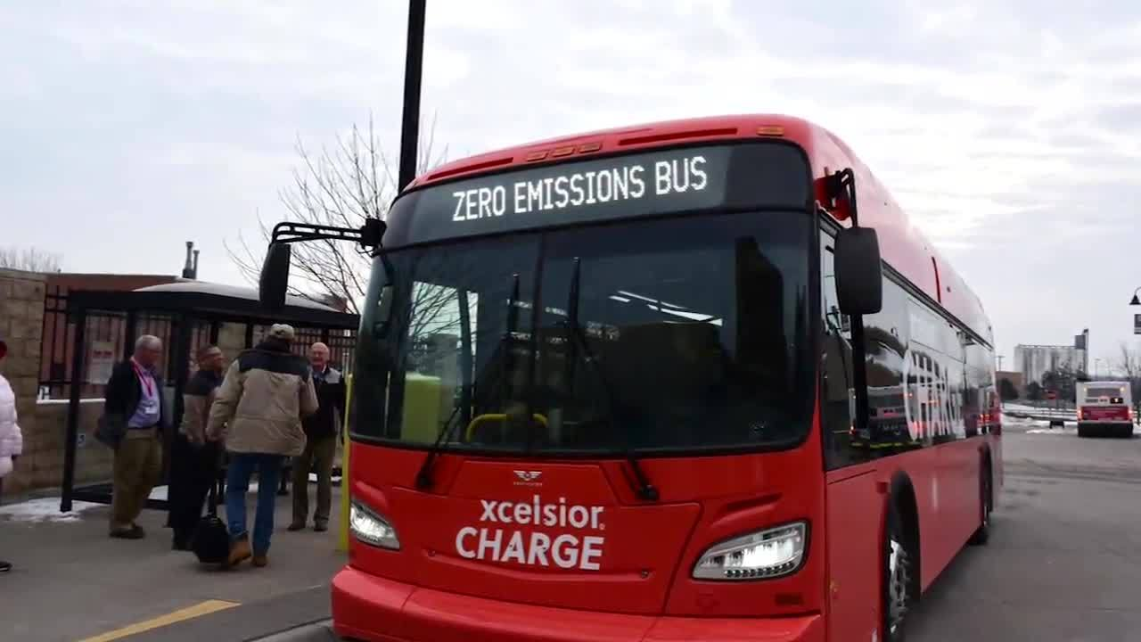 Topeka Metro exploring the use of electric buses