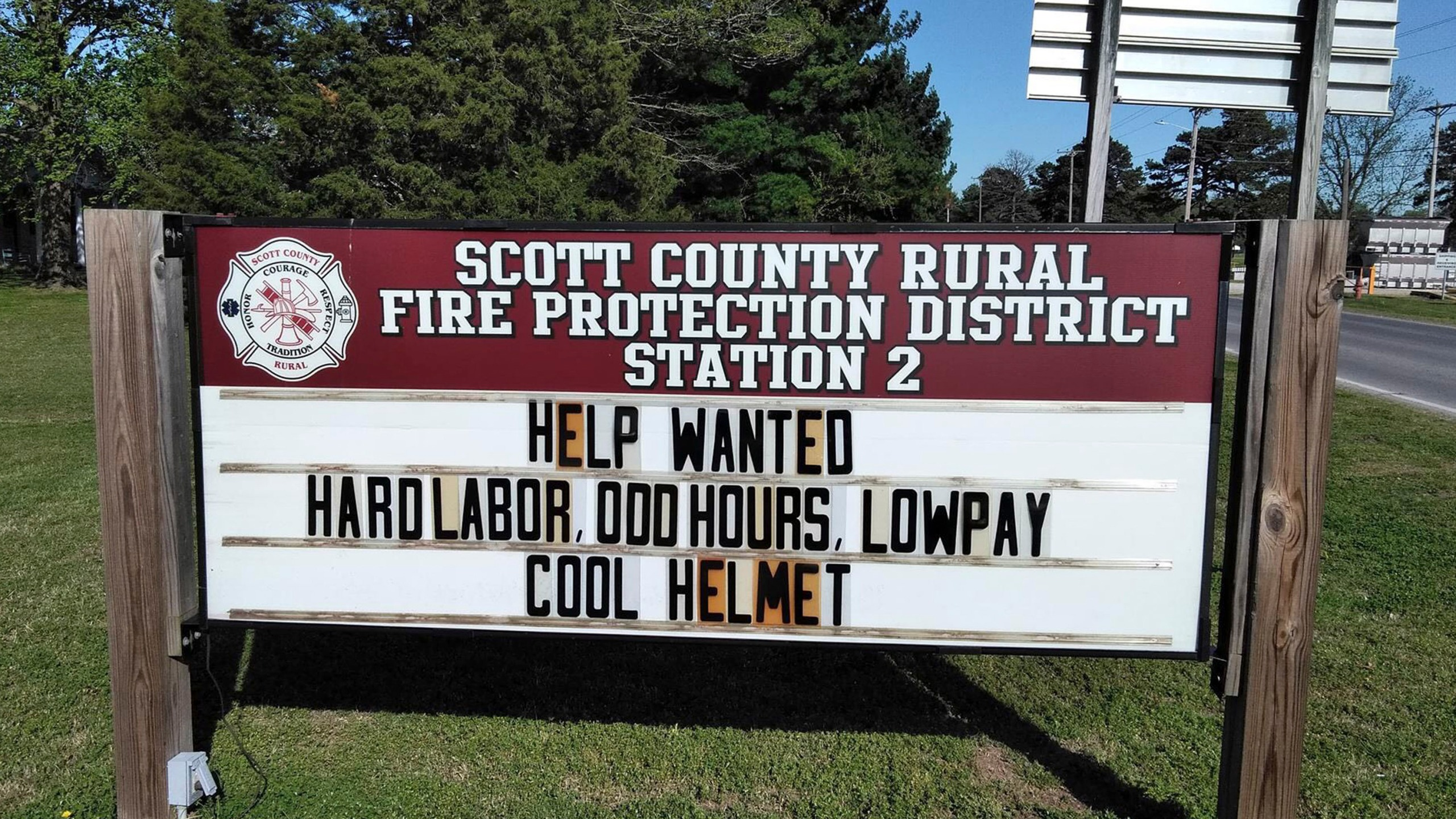 Humorous Firefighter Ad_1556142729997