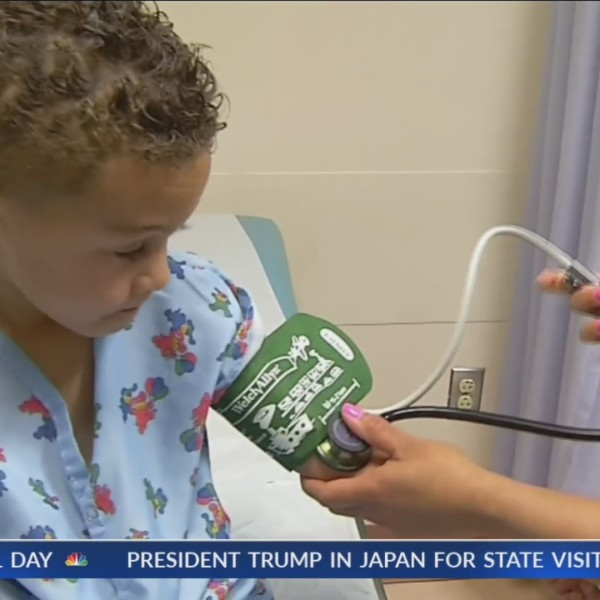 Health Check - New guidelines for childhood high blood pressure diagnosis