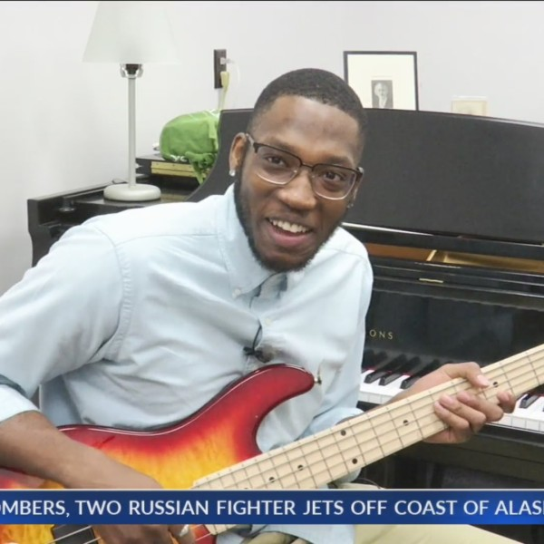 MUSIC TO THE EARS: K-State student looking to make it big as self-taught musician