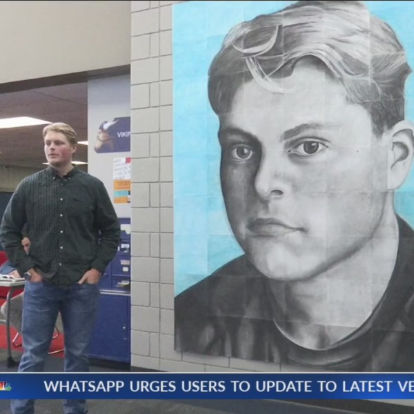 Seaman High School student named 'hero' after losing parents, keeping positive outlook on life