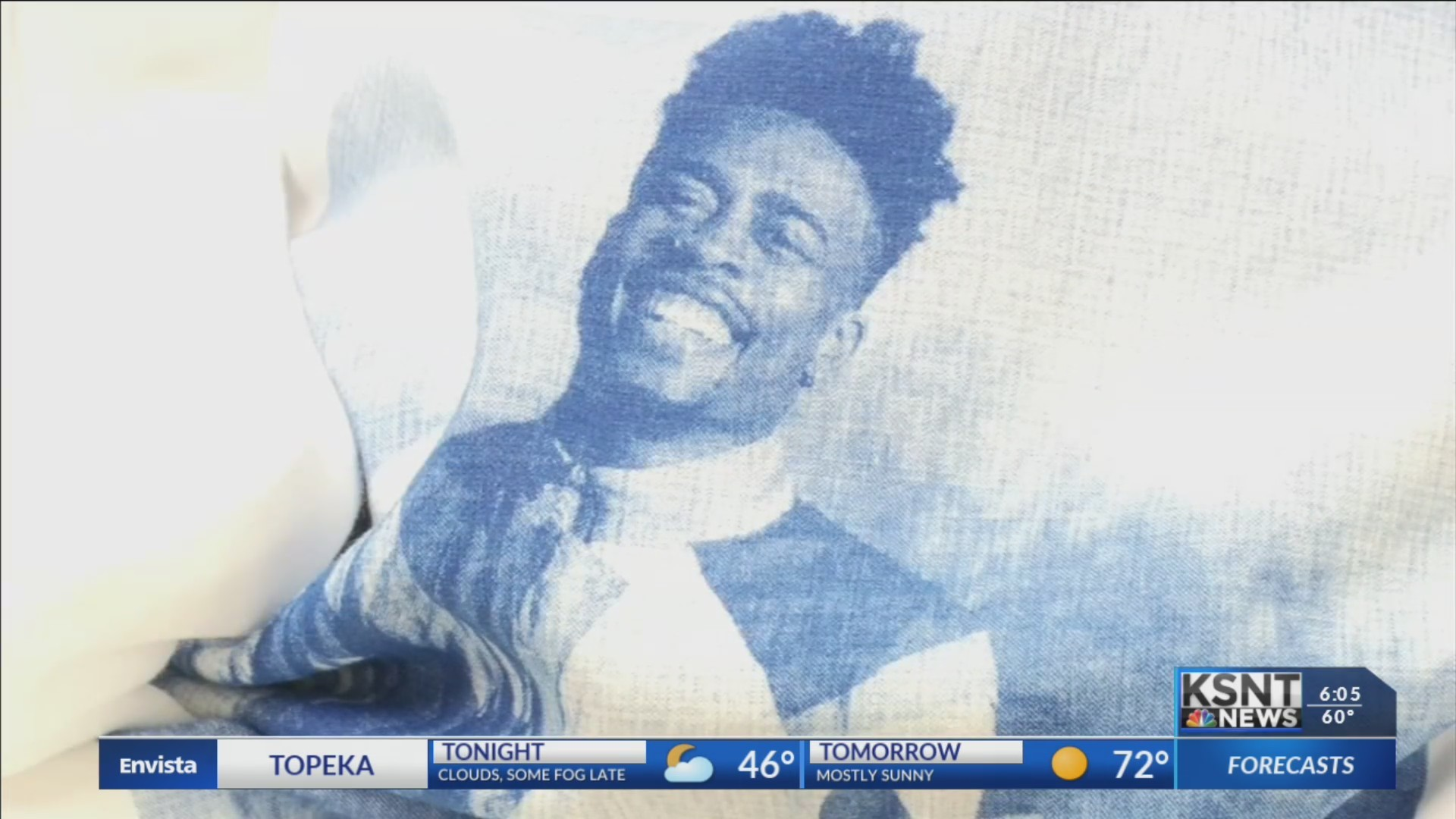 Washburn students remembering Dwane Simmons with t-shirts