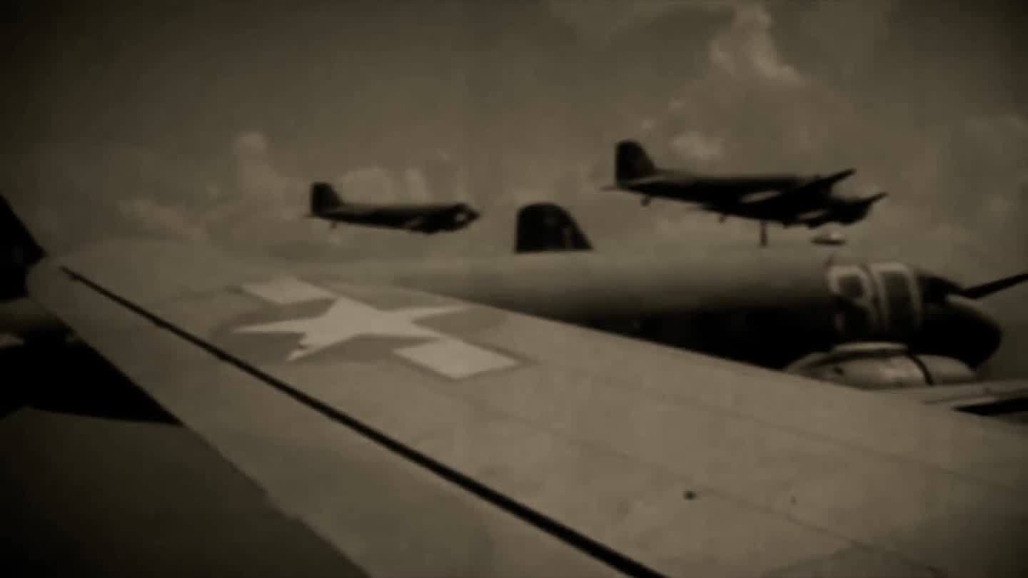 Washington DC Flyover Salutes D-Day Troops