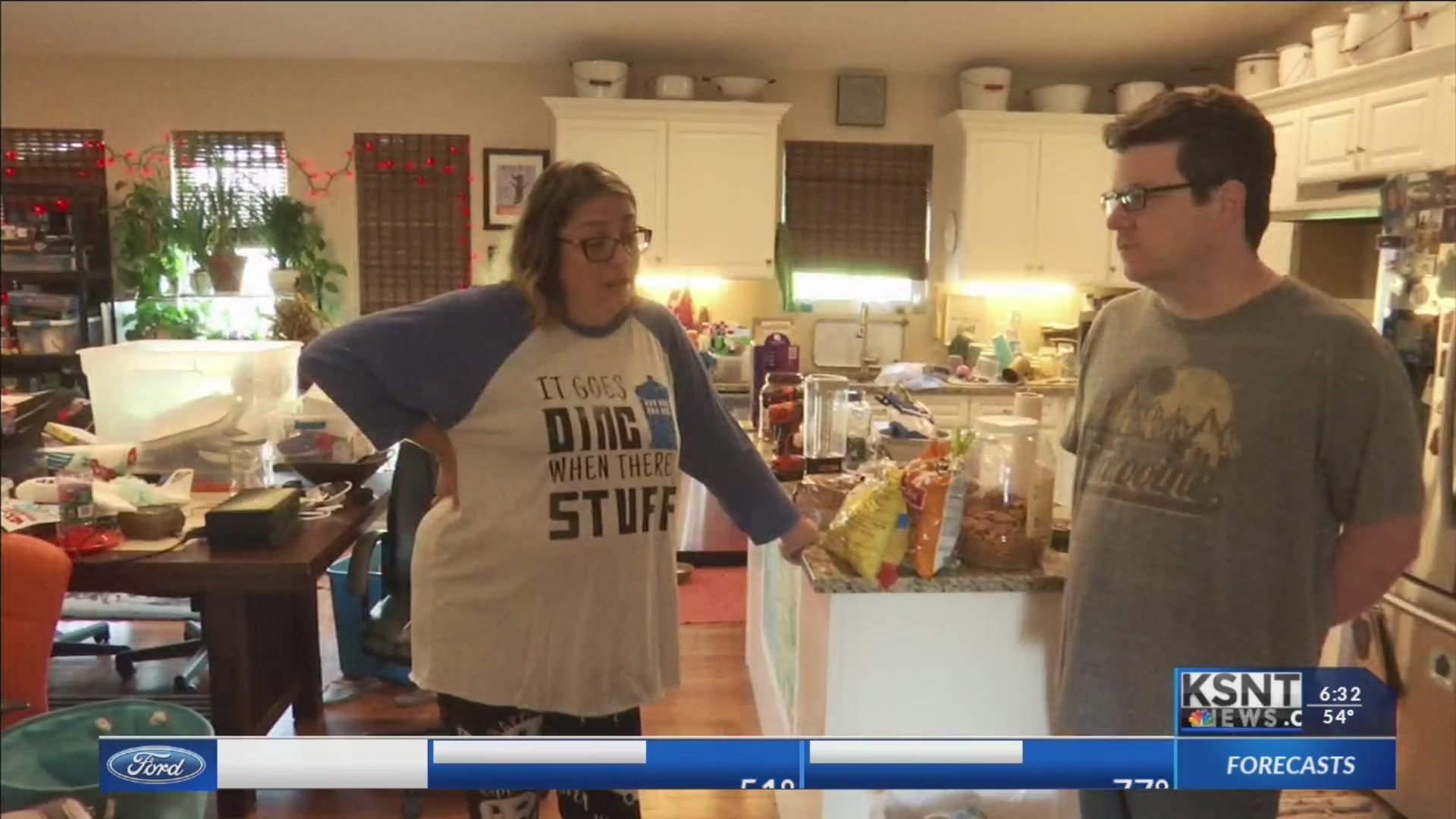 Burlington couple worried after repeated flooding in neighborhood