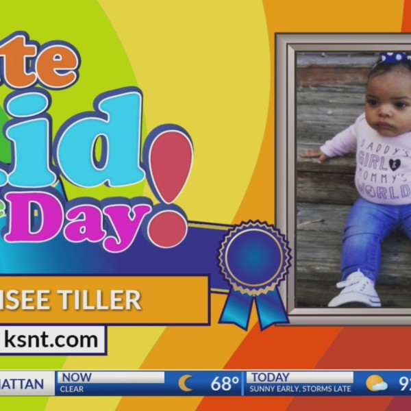 Cute Kid of the Day: Daisee Tiller