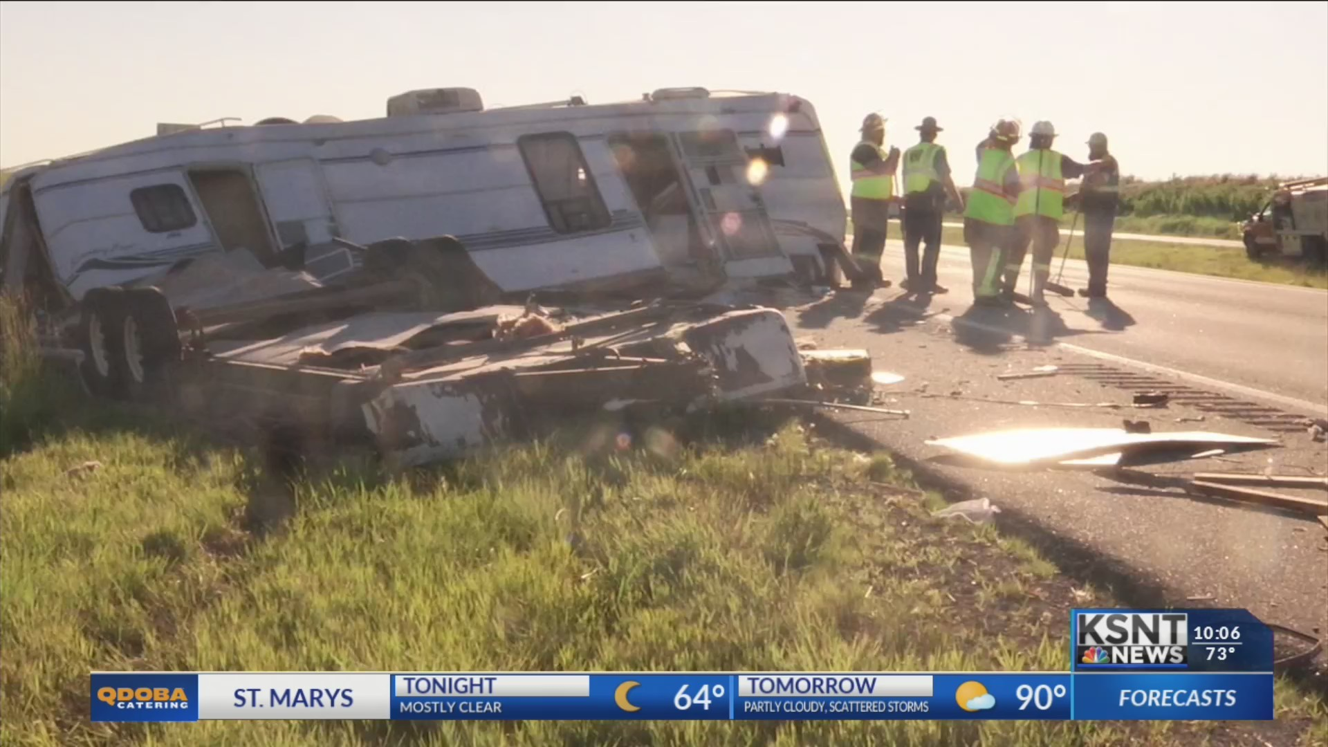 Rose Glen North Dakota ⁓ Try These Semi Accident In Kansas