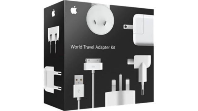 International charger kit