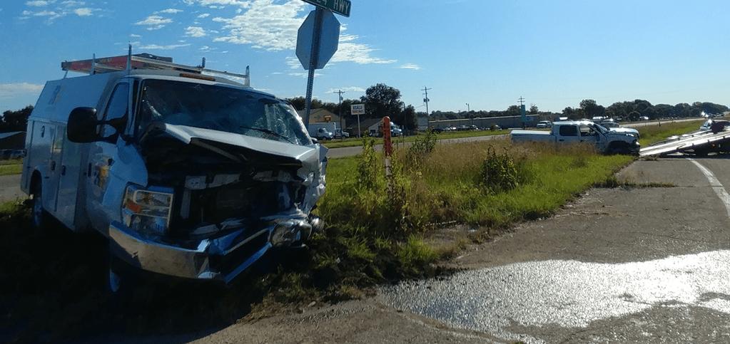 Highway 24 crash