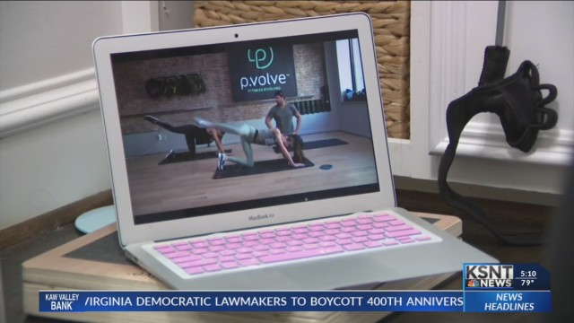 New at-home workout brings more than just physical benefits