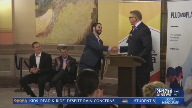 Silicon Valley company invests in Topeka